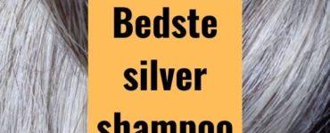 Bedste silver shampoo tips til fjerne gult hår