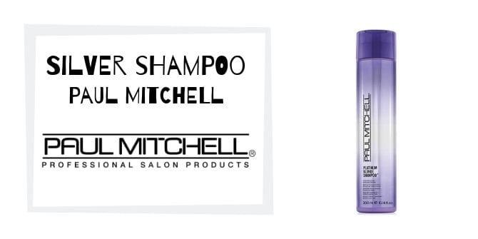 Paul Mitchell silver shampoo