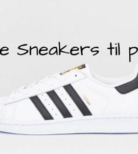 Sneakers til piger og kvinder