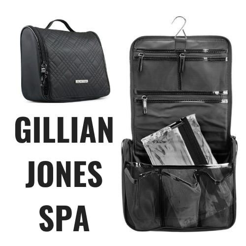 Gillian Jones spa hangup toilettaske