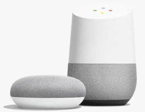 Årets juleønske google home mini