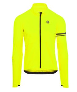 AGU Essential Prime Regnjakke i gul - til cykling og sport