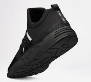 ARKK CopenhagenRaven Mesh sneakers Sort