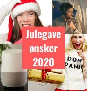 Julegaveønsker julegaveideer juleønsker årets julegave