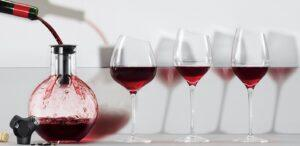 Lækkert tilbehør til vin
