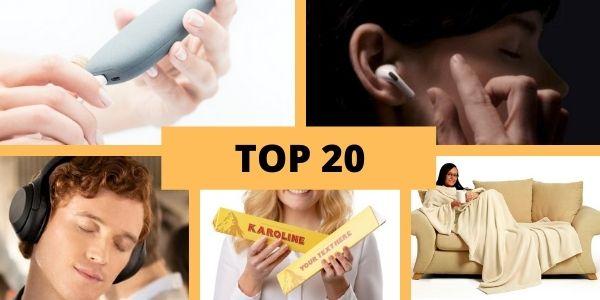 Top 20 julegaveønsker for 2020