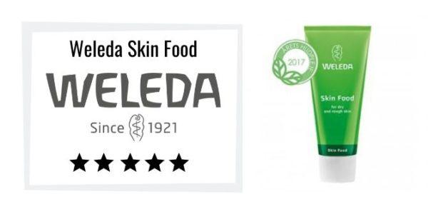 Weleda Skin Food bedste ansigtscreme vinder test pris