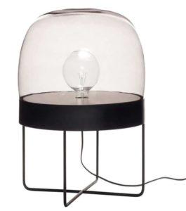 gave til hjemmet 2020 glaskuppel trend gulvlampe