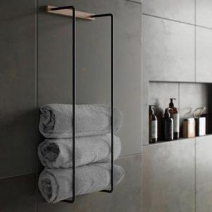 Gave til hjemmet bolig badeværelse håndklæde holder