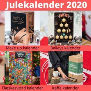 julegaveønsker 2020 - julekalenderen