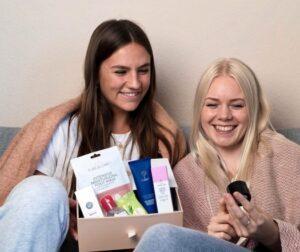 ladybox alternativ julegave - ønsker 2020 kvinde