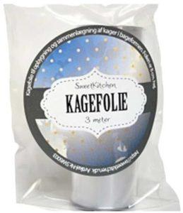 Bagefolie, lagkageplast, chokoladefolie eller kanfolie