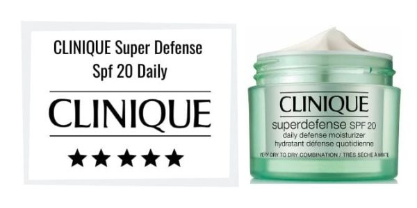 CLINIQUE Super Defense dagcreme med solfaktor