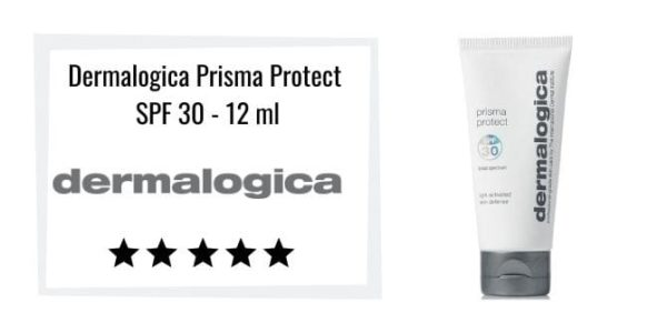 Dermalogica Prisma Protect SPF 30 test dagcreme