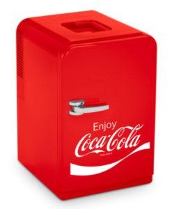 Coca-Cola klassisk retro køleskab 15 liter