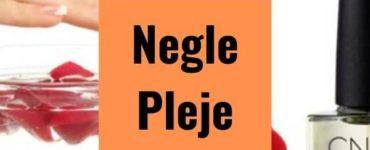 Negle pleje Guide til sunde negle tips