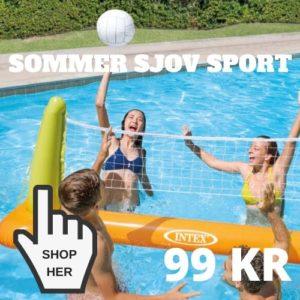 Gave til sporty dame - sjov sommer sport