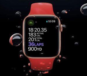 gave til sporty dame - årets gave 2020 apple watch