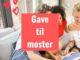 Gaveideer til moster - guide til gave til moster 2020